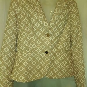 NWOT woman's dress jacket